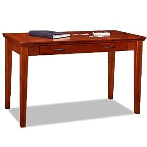 Amazon Com Leick Westwood Laptop Writing Desk Brown