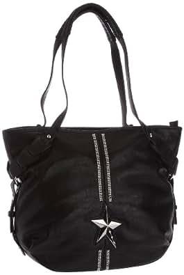 Mugler L.A, Sac porté épaule - Noir (0127)