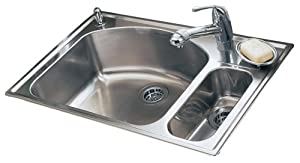 American Standard 7504 103 075 Culinaire 33 Inch Top Mount
