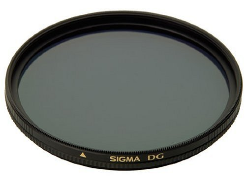 Sigma 95mm Super Circular Polarising Filter