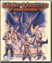 Might & Magic VIII: Day of the Destroyer
