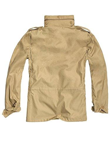 Brandit Men's M-65 Classic Jacket Olive 5