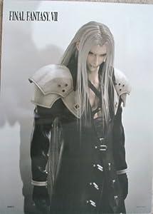 Final Fantasy VII Sephiroth Glossy Laminated Poster #4601