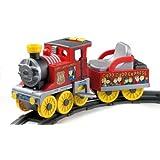 Peg Perego Choo Choo Express Train Ride On with Track