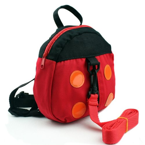 Generic Cute Ladybug Shaped Kid Keeper Anti-lost