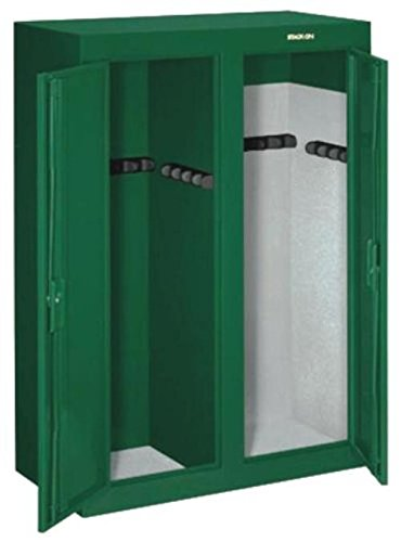 Stack-On GCDG-9216 16-Gun Convertible Doube-Door Steel Security Cabinet