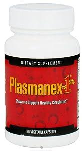 Daiwa Health Development - Plasmanex1 125 mg 60 vcaps