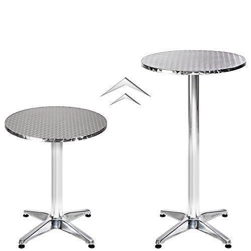 top 10 des plus belles tables de bistrot pas cher rondes. Black Bedroom Furniture Sets. Home Design Ideas