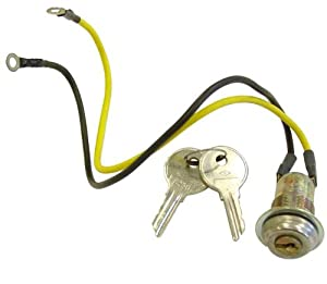 ignition key switch ford tractor 2n 8n 9n naa jubilee 800 900 2000 4000 1939 1964. Black Bedroom Furniture Sets. Home Design Ideas
