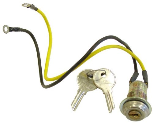 Ignition KEY Switch Ford Tractor 9N 2N 8N NAA Jubilee 501 600 601 700 701 800 801 900 901 1801 2000 4000 1939-1964 8N3679C NEW (Ford 8n Ignition Switch compare prices)