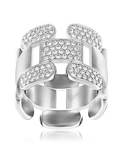 Swarovski Ring Cube kristall