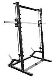 Powertec Fitness Roller Smith System, Black