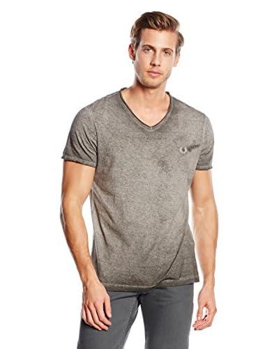 Fred Perry T-Shirt Manica Corta [Blu Chiaro]