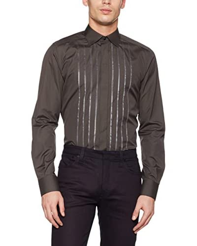 Dolce & Gabbana Camisa Hombre Gris