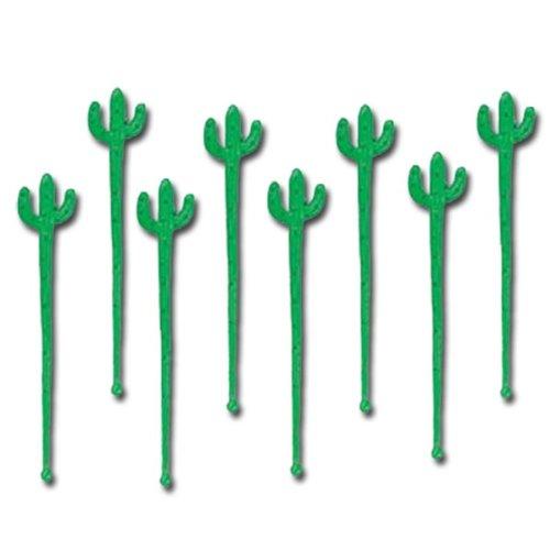 Cactus Stirrers 8ct