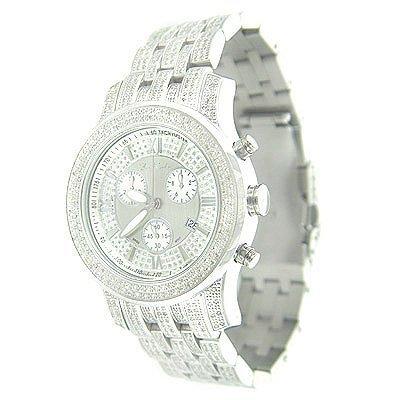 Joe Rodeo 2000 Men's Diamond Watch #J2025