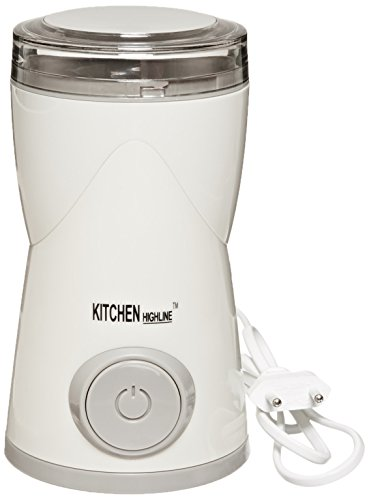 Kitchen Highline SP-7414 60gm Coffee Dry Grinder, 220-240 Volts (Not for use in USA and Canada)