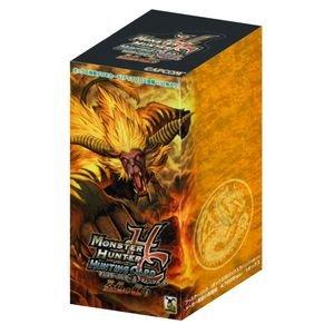 モンスターハンター ハンティングカード 第4弾 ブースター 金色の怒り BOX