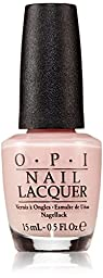 Opi Nail Lacquer, Kiss On The Chic, 0.5 Fluid Ounce
