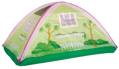 Kids Bed Tent Twin Size front-146436