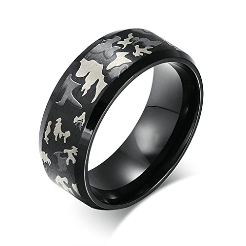 Alimab-Jewelery-Rings-Womens-Stainless-Steel-Wedding-Bands-Smooth-Camouflage-Camouflage-Size-8