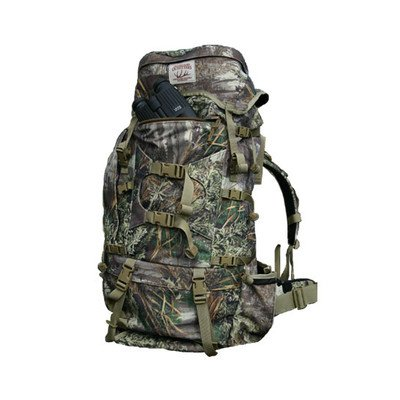 External Frame Hunting Backpack
