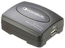 Digisol DG-PS1010U USB 2.0.1 Print Server