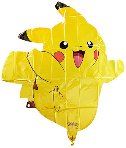 Anagram-International-2946001-Pikachu-Shape-Balloon-Pack-31