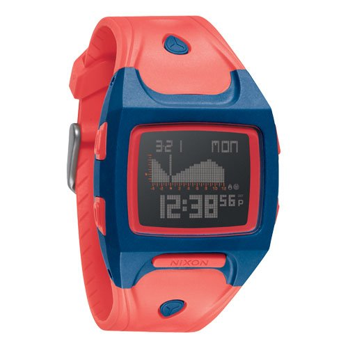 Nixon Small Lodown Watch One Size Coral