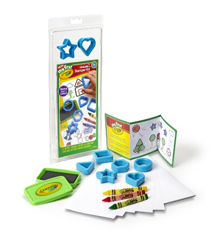 Crayola MF Washable Stamper Kit - 1