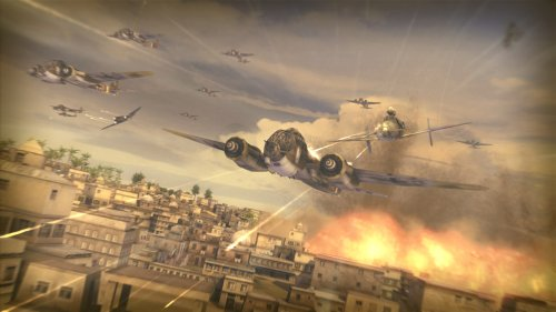 Blazing Angels 2: Secret Mission of WW2 Used galerija