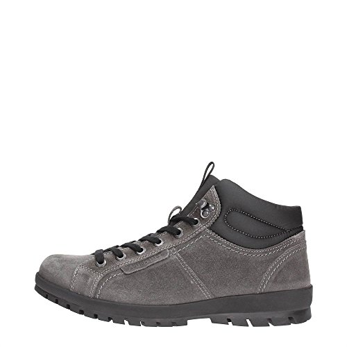 Lumberjack SM03101-001 Sneakers Uomo Crosta Grigio/Nero Grigio/Nero 43
