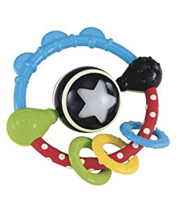 Early Learning Centre Spin And Light Up Rattle
