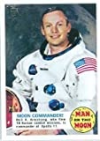 Neil Armstrong trading card (Apollo 11 NASA Moon Commander 1969 Astronaut) 2013 Topps #53