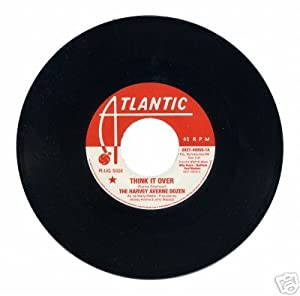 you hit me / think it over 45 rpm single