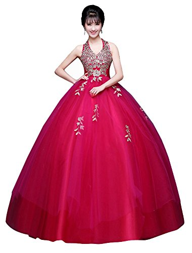 Beauty-Emily-Malla-vestidos-de-boda-de-la-bola-sin-mangas-del-bordado-del-diamante-de-imitacin