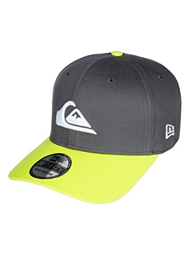 Quiksilver Men's Mountain & Wave Colors Hat Black Ml