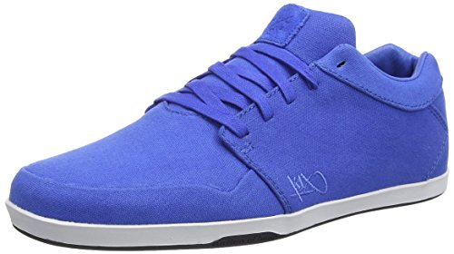 K1X K1X lp low, Low-Top Sneaker uomo, Blu (Blau (royal / white / navy)), 42