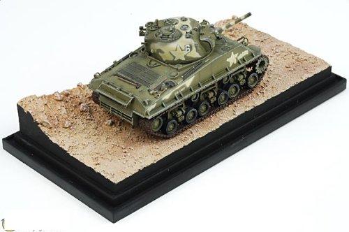 1:72 ドラゴン モデル 1:72 Armor コレクター シリーズ 60382 M4A3 Sherman ディスプレイ モデル US Army 713th Tank Btn, Okinawa, 日
