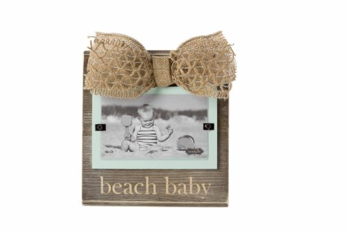 Mud Pie Beach Baby Frame