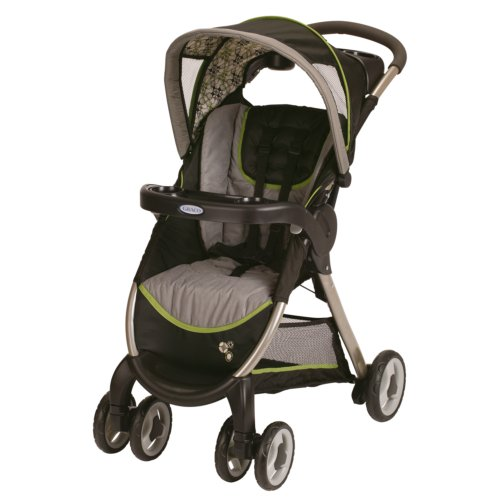 Graco FastAction Fold Classic Connect Stroller,