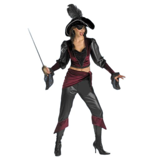 Buccaneer Beauty Womens Pirate Costume
