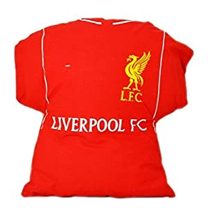 Liverpool F.C. Kit Cushion Official Merchandise by Liverpool FC