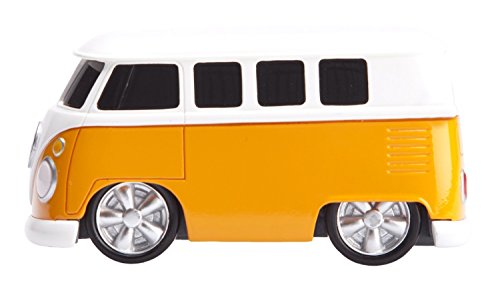 Toy - The V-Dubs Range - Stylies - CAMPER VAN - ORANGE - 1