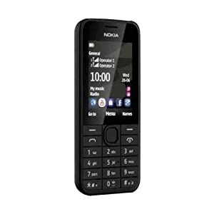 Nokia 208 ( Black ) Color Mobile Phone at Rs 3799 Only at Amazon