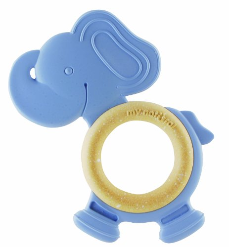 My Natural Soft Comfort Teether, Elephant