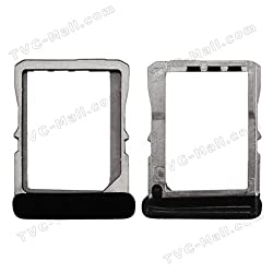 Wise Guys SIM Card Tray Holder Replacement for HTC One X - Black