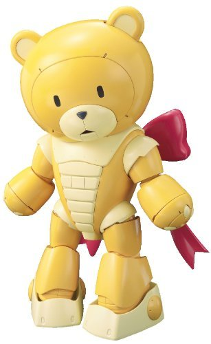 Bandai Hobby HGBF #05 Beargguy III Action Figure by Bandai Hobby