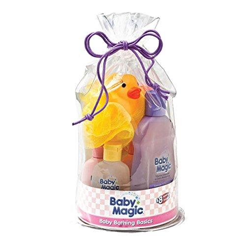 Baby Magic Baby Bathing Basics Gift Set