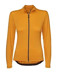 Vulpine Womens Alpine Long Sleeve Merino Jersey -